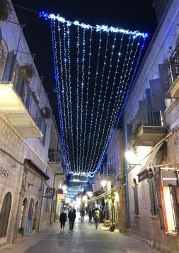יואל משה סולומון, מרכז העיר, ירושלים