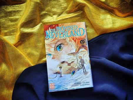 The promised Neverland 12 - Posuka Demizu / Kaiu Shirai