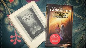 L'héritage des rois passeurs - Manon Fargetton