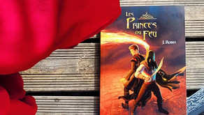 Les princes du feu - J. Robin