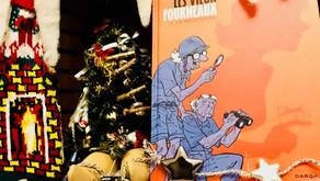 Les vieux fourneaux, tome 4 : La magicienne- Wilfrid Lupano & Paul Cauuet