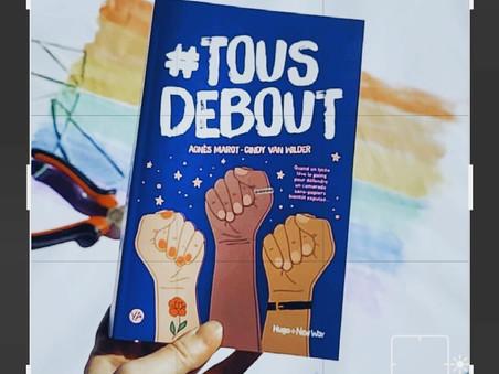 #Tous debout - Agnès Marot & Cindy Van Wilder