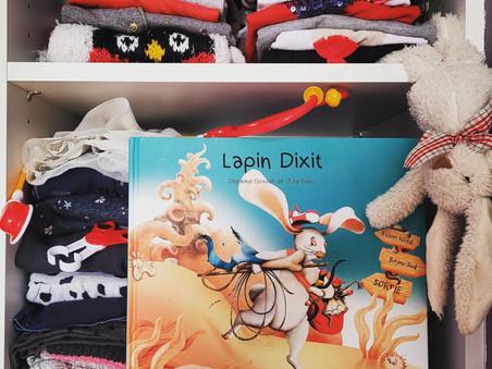 Lapin Dixit - Delphine Gosset / Julia Dasic