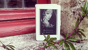 Malédiction - Blandine P. Martin