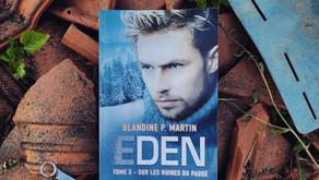 Sur les ruines du passé - Blandine P. Martin