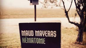 Hématome - Maud Mayeras