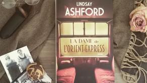 La dame de l'Orient-Express - Lindsay Ashford