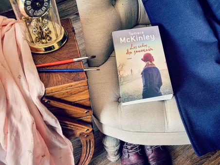 Les échos du souvenir - Tamara McKinley