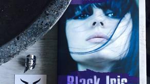 Black Iris - Leah Reader