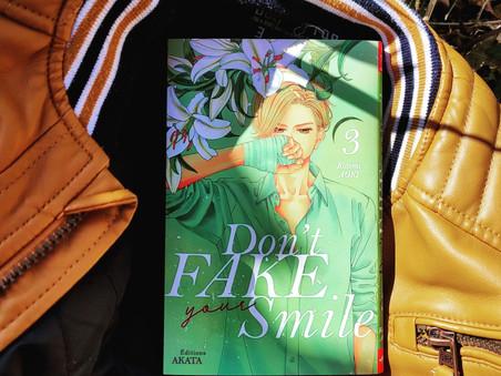 Don't fake your smile 3 - Aoki Kotomi