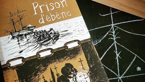 Prison d'ébène - Sylvain Combrouze