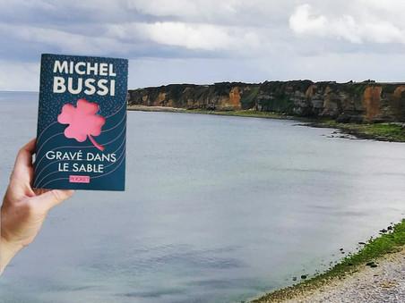 Gravé dans le sable - Michel Bussi