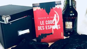 Le codex des espions - Patrick de Friberg
