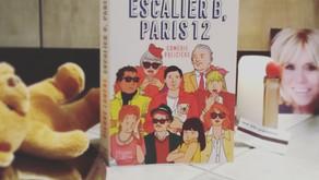 Escalier B, Paris 12 - Pierre Lunère