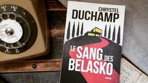 Le sang des Belasko - Chrystel Duchamp