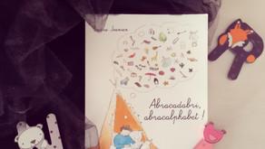Abracadabri, abracalphabet ! - Laura Joansen