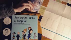 Aux petits soins à l'hôpital - Alix Divers