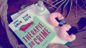 Thérapie du crime - Sophie Jomain & Maxime Gillio