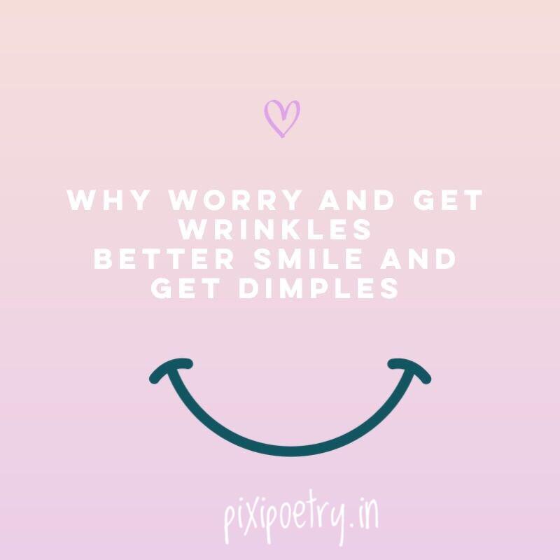 Smile Life Quote