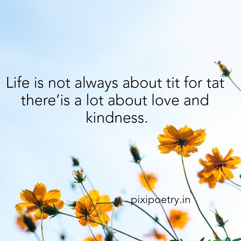 kindness Life Quotes, Motivational and Inspirational Quotes