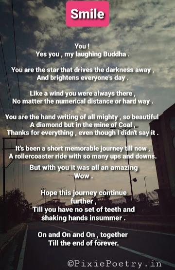 Best Friend Poem, Friends Forever Poem