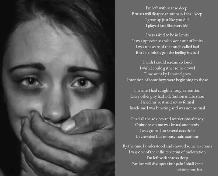 A Poem on Girls Harassment