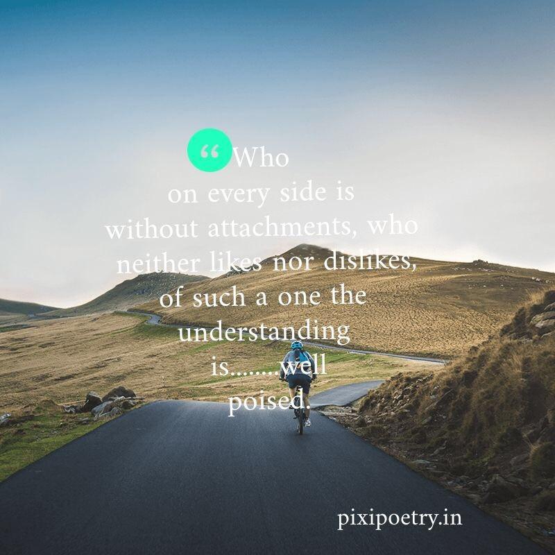 Bhagavad Gita Quote About Life
