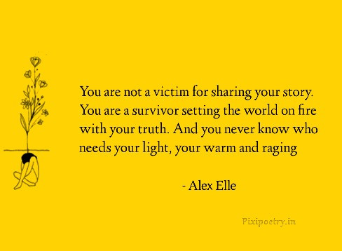 Rape Quote, Rape survivor Quote