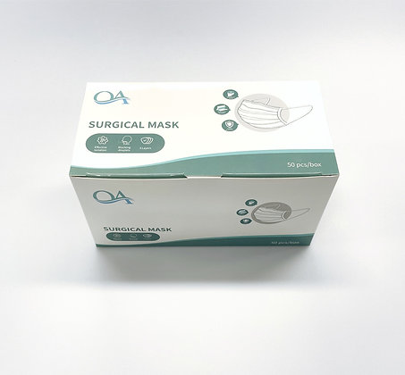 TGA certified  Surgical Mask 50 Pics Pack