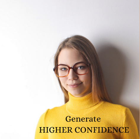 For More CONFIDENCE CLICK TODAY!
