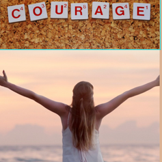 For More COURAGE CLICK TODAY!