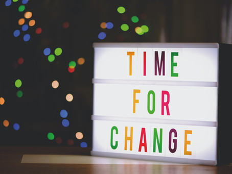 It is time for change! Healthy ageing requires the right light at the right time