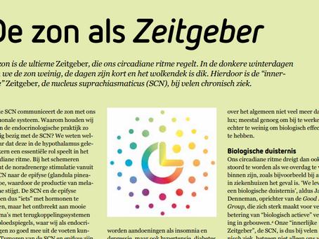 """The sun as """"Zeitgeber"""""""