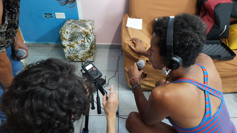 Aulas de Produção Audiovisual