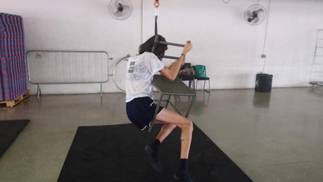 Treinamento em Dança Suspensa