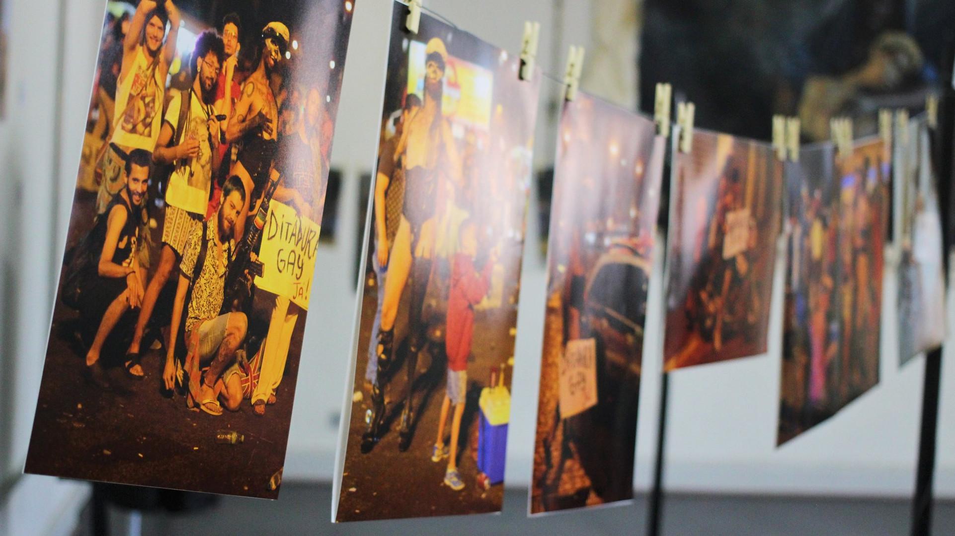 Exposição Guerrilha Digital