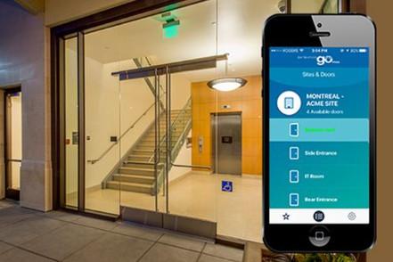 Mobile Access Control Using Entrapass Go Pass Mobile App