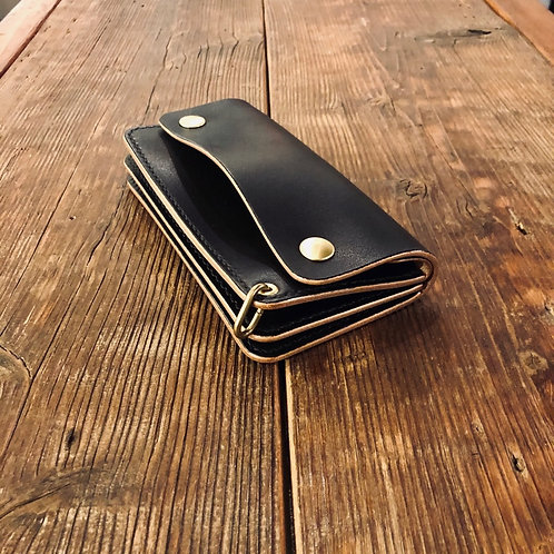 Tracker Wallet Black