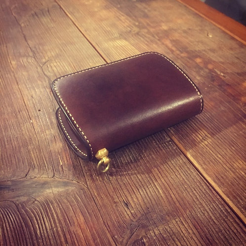 Middle Wallet BROWN