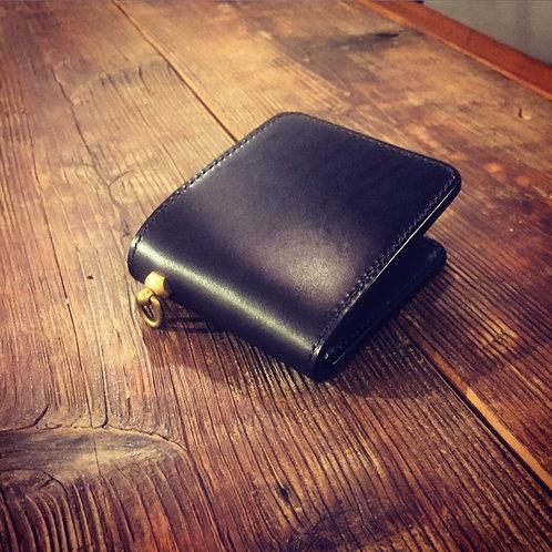 Short Wallet Black