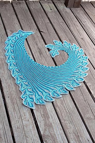 Swirly Kerchief