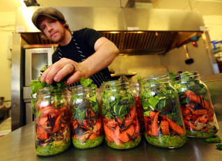 From Sonoma County farms to your table, without the cooking