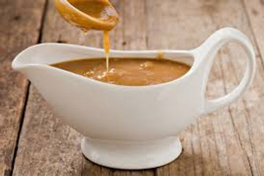 Bone Broth Turkey Gravy 16oz*(GF)