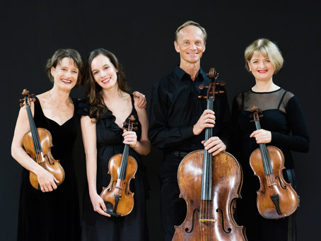 Review: Tour de force from Stott and string quartetTour de force from Stott