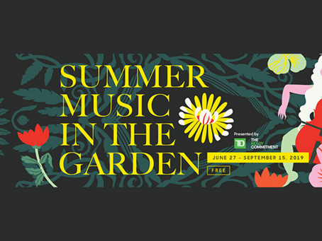 Summer Music in the Garden 2019