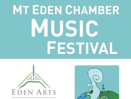 2020 Mt Eden Chamber Music Festival