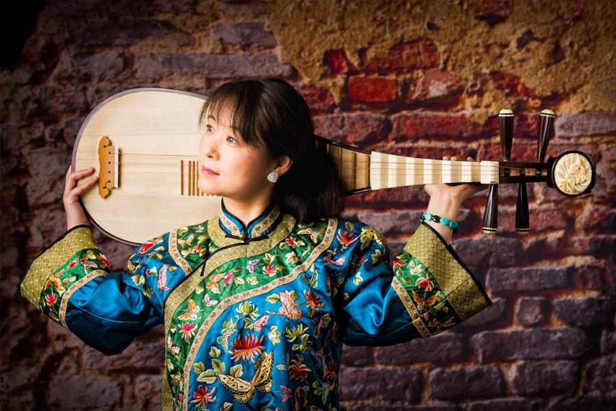 Wu Man & the New Zealand String Quartet | September 2017