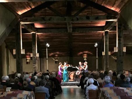 Review: A concert that spans centuries
