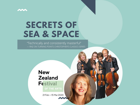 2020 NZ Festival: Secrets of Sea and Space