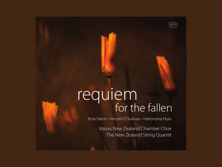 Review: Requiem for the Fallen CD reviewed